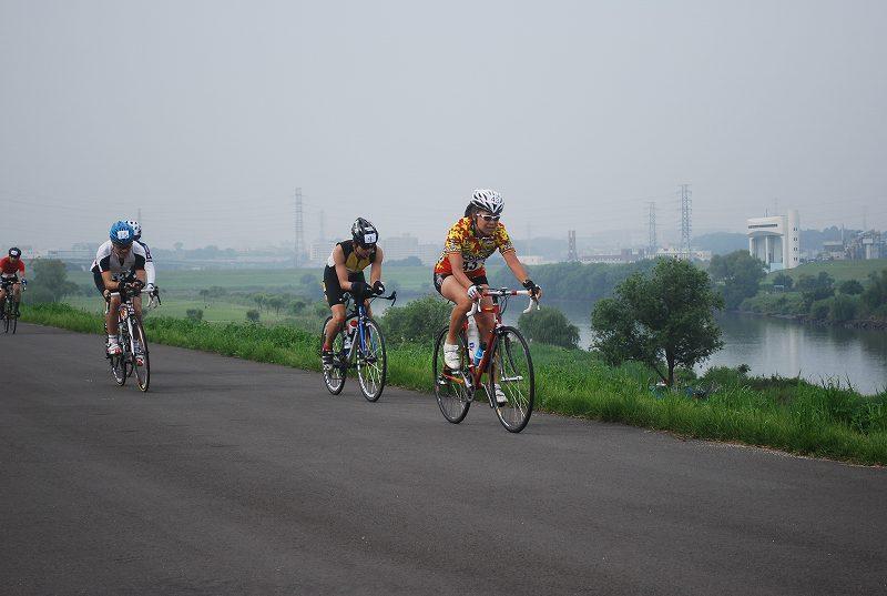 2011年06月100Kmバイク記録会