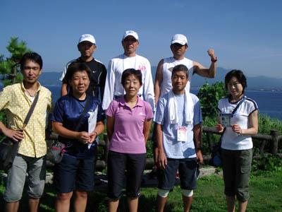 2008年09月佐渡トライアスロン大会写真