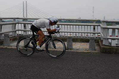 2009年06月100kmバイク記録会