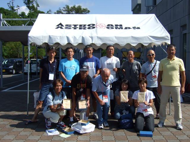 2009年09月佐渡トライアスロン大会